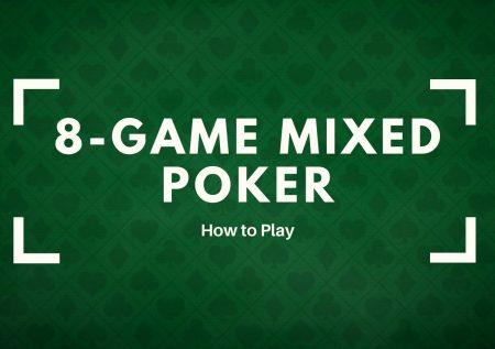 Poker Mixed 8-Game