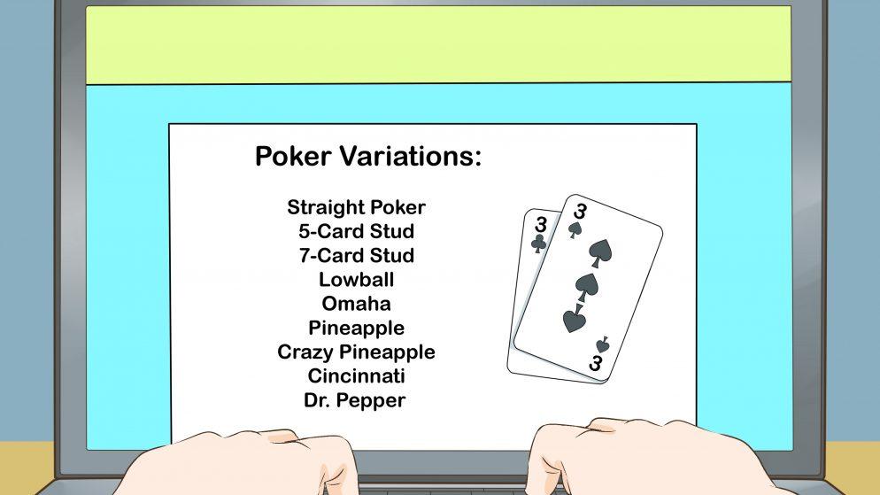 Top 10 Poker Variations