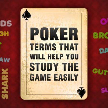 Điều khoản Poker