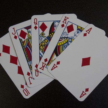 Đọc bảng ở Texas Hold'em