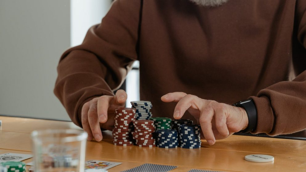 Table Image Of Poker Players