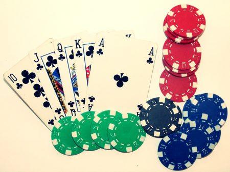 De redenen om op poker te wedden